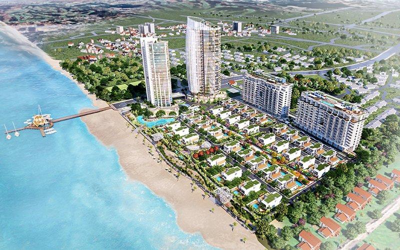 Xuất hiện một thủ phủ resort đẳng cấp giữa trung tâm phố biển Vũng Tàu